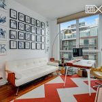 135 North 11th Street, Williamsburh, condo, living room