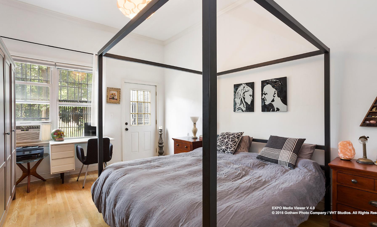 206 Montrose Avenue, cool listings, brooklyn, condos, garden apartments, Williamsburg