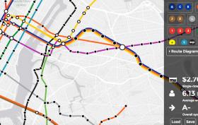 Brand New subway, subway map, robert moses, jason wright, maps, interactive games, urban planning, transit system, mta