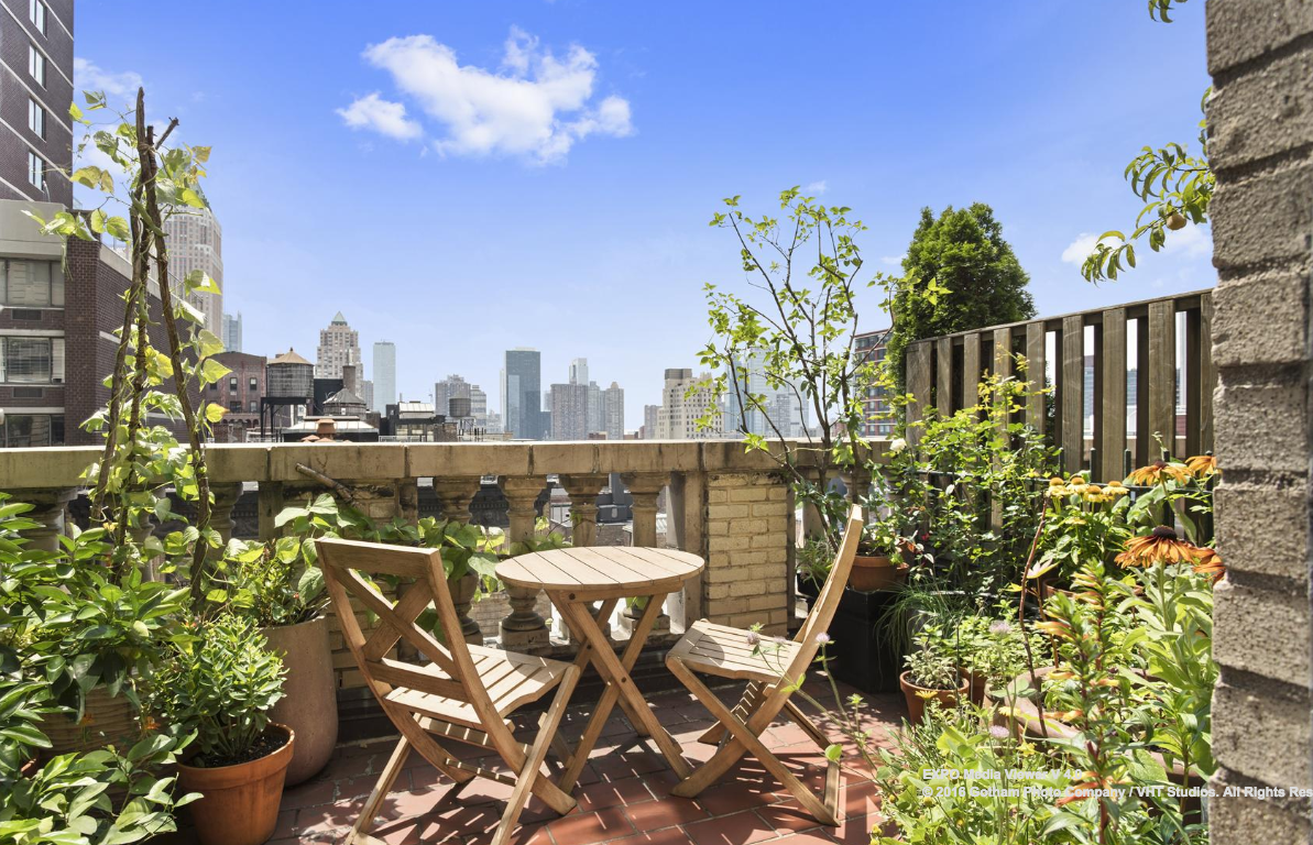 333 West 56th Street Patio 1