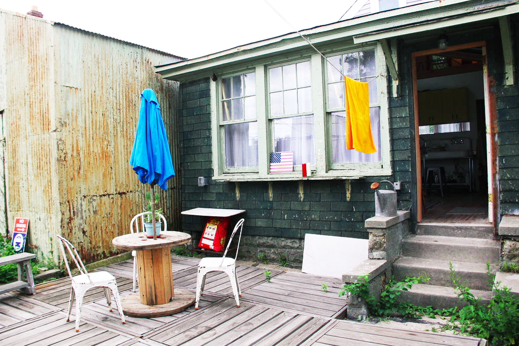 8 Staycation Worthy Tiny Homes For Sale: Take A Staycation At This Restored Bungalow In Rockaway