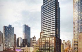 The Hi-Side, 509 West 38th Street, BKSK Architects, Midtown West rentals