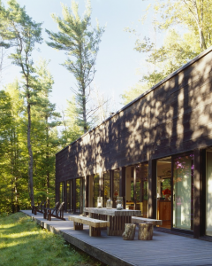 Incorporated Architecture & Design, Sixteen Doors House, Airbnb