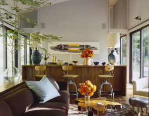 Incorporated Architecture & Design, Sixteen Doors House, Airbnb, dining room