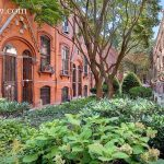1 warren place, cobble hill, warren place mews, townhouses, garden apartments, elizabeth roberts, ensemble architecture, interiors