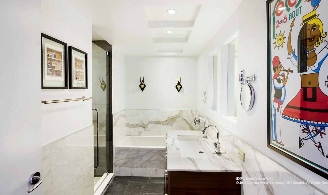 134 Powers Street, williamsburg, duplex, bathroom