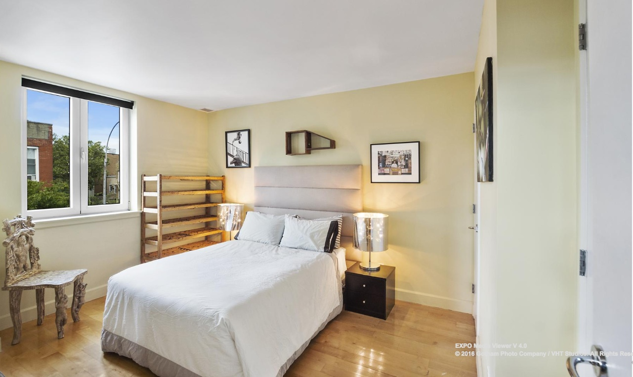 134 Powers Street, williamsburg, duplex, bedroom