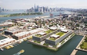 280 Richards Street, Revere Sugar Factory, Norman Foster, Red Hook development, Thor Equities