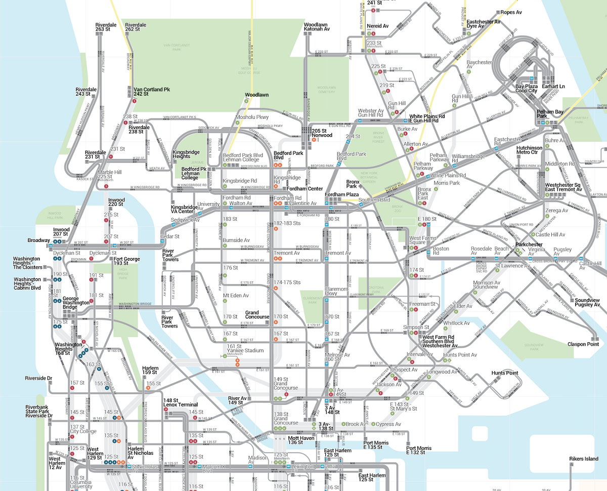 NYC Transit Map, NYC Transit, NYC Subway, MTA, Anthony Denaro, MetroCard, Subway Map, NYC bus, maps