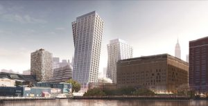 NYC starchitecture, 76 Eleventh Avenue, Bjarke Ingels, BIG Architecture, HFZ Capital, High Line towers