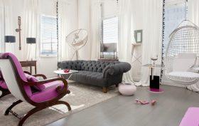 Triarch, Beekman Street, Seaport, Interiors, interior design, contemporary interiors, decor