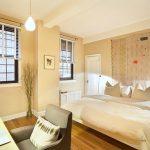 102 East 22nd Street, bedroom