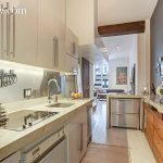 23 Waverly place, co-op, studio, loft, greenwich village, kitchen