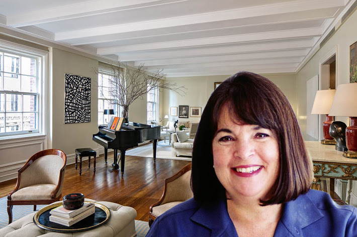 Ina Garten Photos food network's ina garten buys former house & garden editor's park