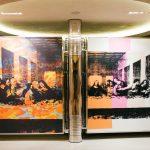 Flavor Paper, Brooklyn wallpaper company, Jon Sherman, nyc studio tour