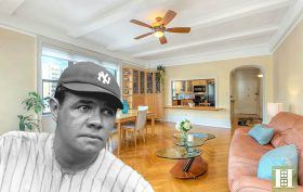 345 West 88th Street, Babe Ruth apartment, Ashley Williams and Neal Dodson, Upper West Side co-op, NYC celebrity real estate