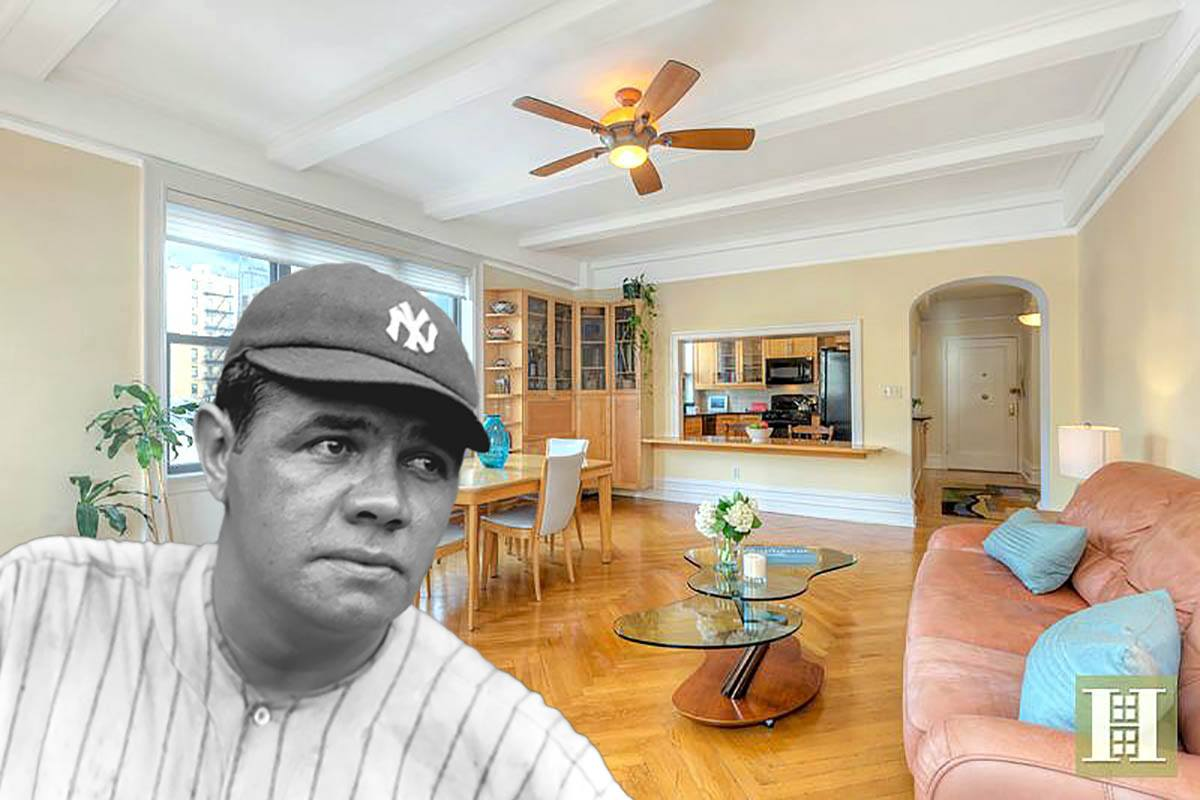 6398318e59f Babe Ruth s Former UWS Apartment Sells to  How I Met Your Mother ...