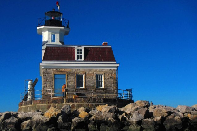 Penfield Reefer Lighthouse