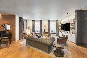 374 Broome Street, Nolita real estate, NYC celebrity real estate, John Legend apartment, Chrissy Teigen apartment