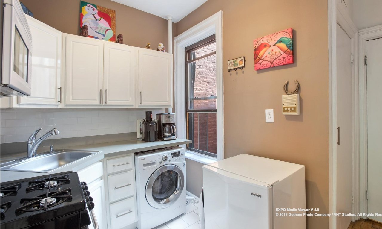 361 Sterling Place, studio, prospect heights, kitchen