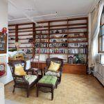 874 Broadway Bookshelves