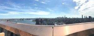 American Copper Buildings, 626 First Avenue, JDS Development, SHoP Architects, skybridge
