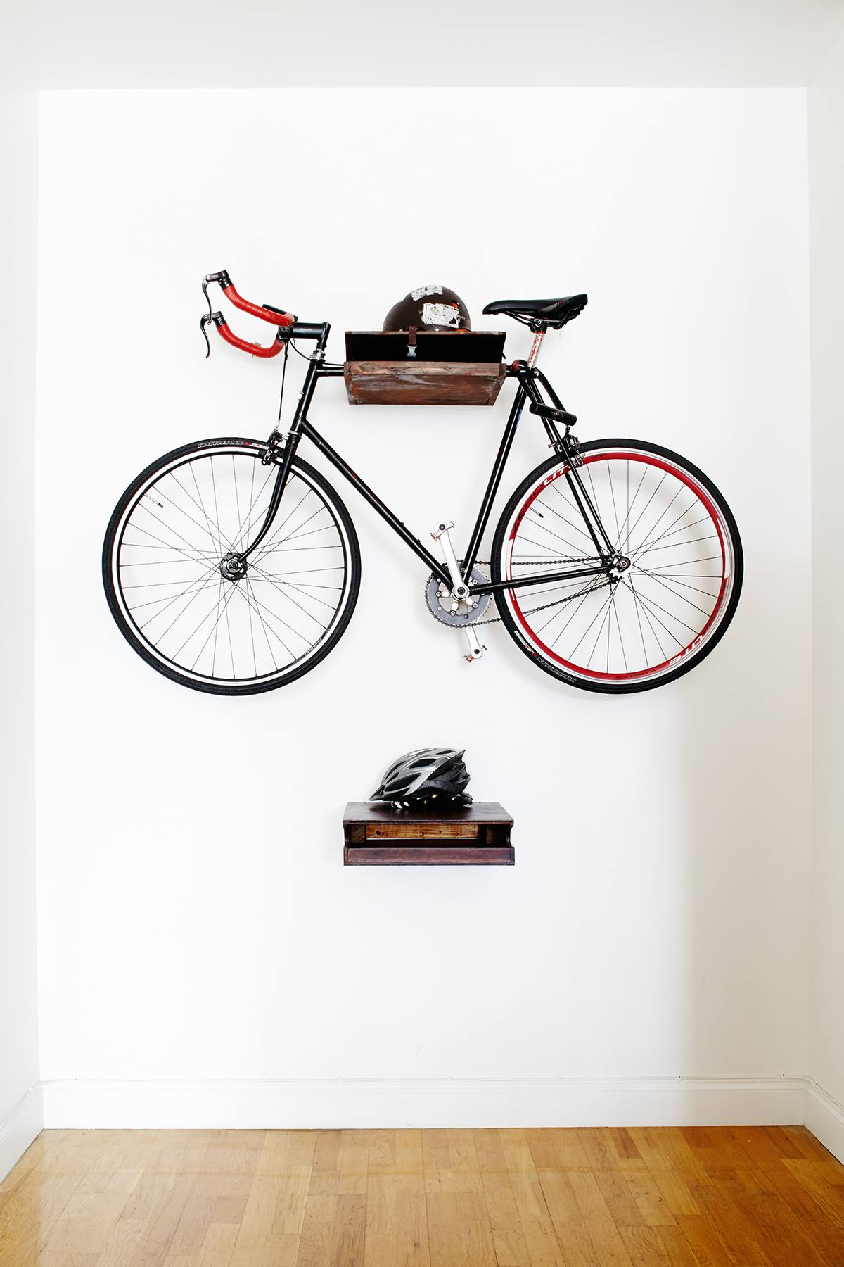 sasha maslov brooklyn navy yard loft bike shelf