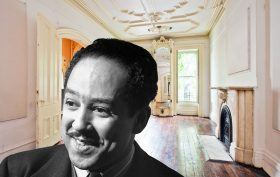 Langston Hughes House, 20 East 127th Street, Harlem celebrities, Harlem brownstones