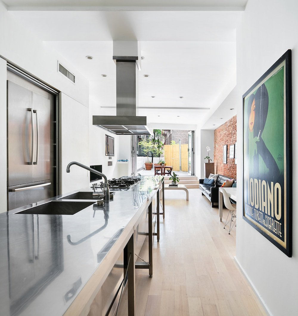 354 Bowery Condo Noho Kitchen