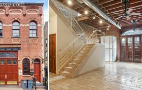 413 Degraw Street, converted carriage house, cobble hill real estate, cobble hill carriage house