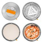 BioLite, BaseCamp, PizzaDome, solar powered camp stove