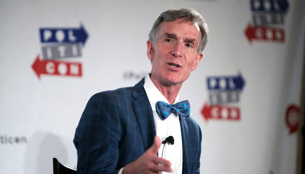 New Yorker Bill Nye on His Favorite National Park and Climate Change