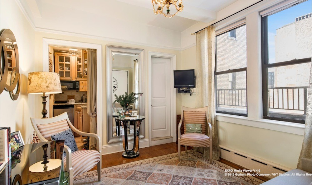 Here's your chance to own off Central Park West for just $425K