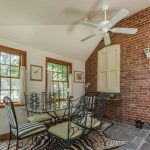 2 Moffat Road, upstate, schoolhouse, dining room