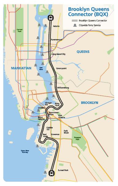 bqx map streetcar route