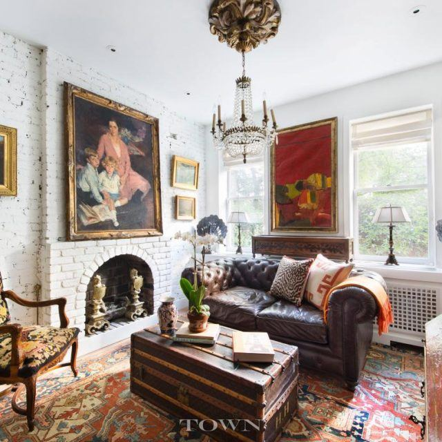 $1.4M Chelsea duplex has lots of charm and a magical garden, but a few flaws