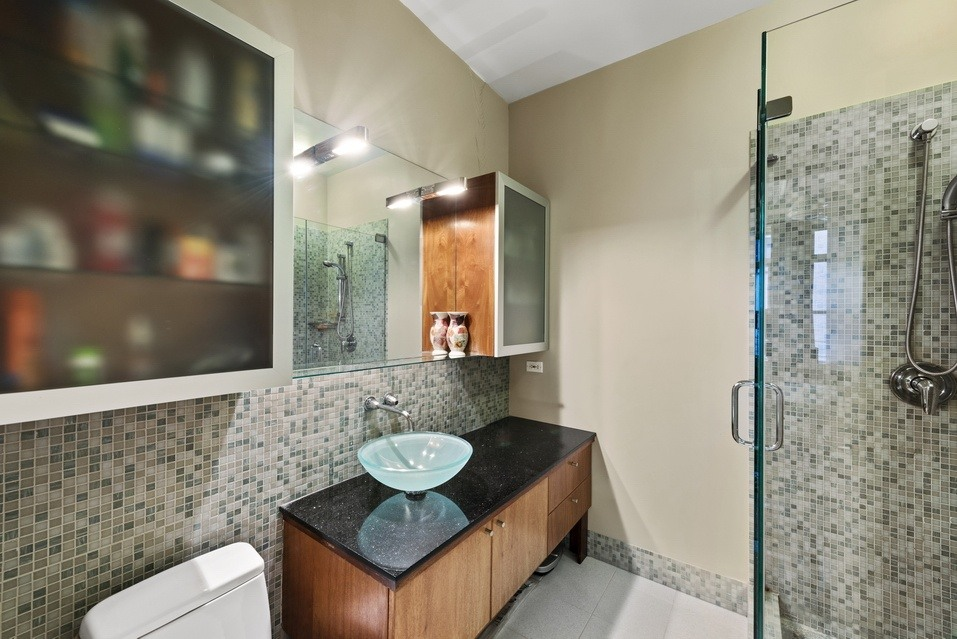 54 pine street, tribeca, condo, bathroom
