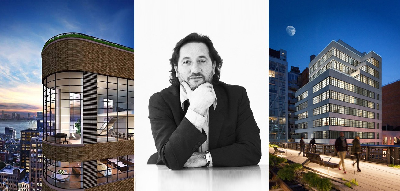 Interview: Architect Cary Tamarkin on being his own developer