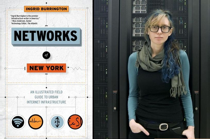 Brooklyn artist's new book illustrates NYC's 'hidden networks'