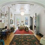 215 East 12th Street, cool listings, East Village, townhouse, kate spade, Pamela Bell, historic homes, townhouse