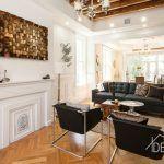 169 Schaffer Street, bushwick, townhouse, living room