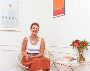 Lindsay Casale, Park Slope apartment, Park Slope studio, Brooklyn apartment tour