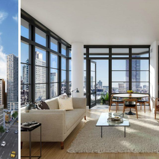 FXFowle's NOMA condo rises in 'neo-Bauhaus' style at the crossroads of Manhattan