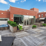 555 West 23rd Street, Chelsea penthouses, NYC celebrity real estate, Joakim Noah