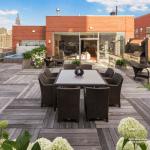 555 West 23rd Street, Chelsea penthouses, NYC celebrity real estate, Joakim Noah