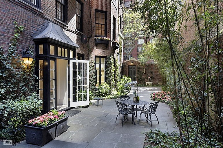 Former Vanity Fair Editor Tina Brown Lists Elegant Sutton Place Triplex For 6sqft