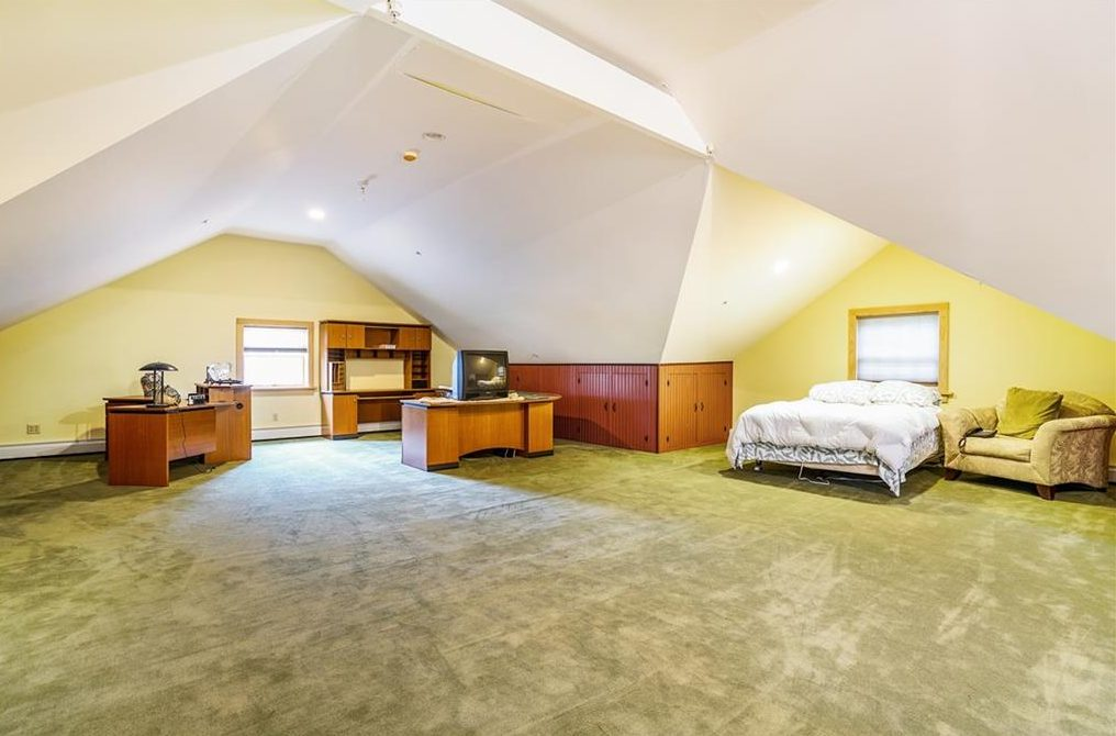 100 Old Lake Street, revolutionary war, west harrison, bedroom