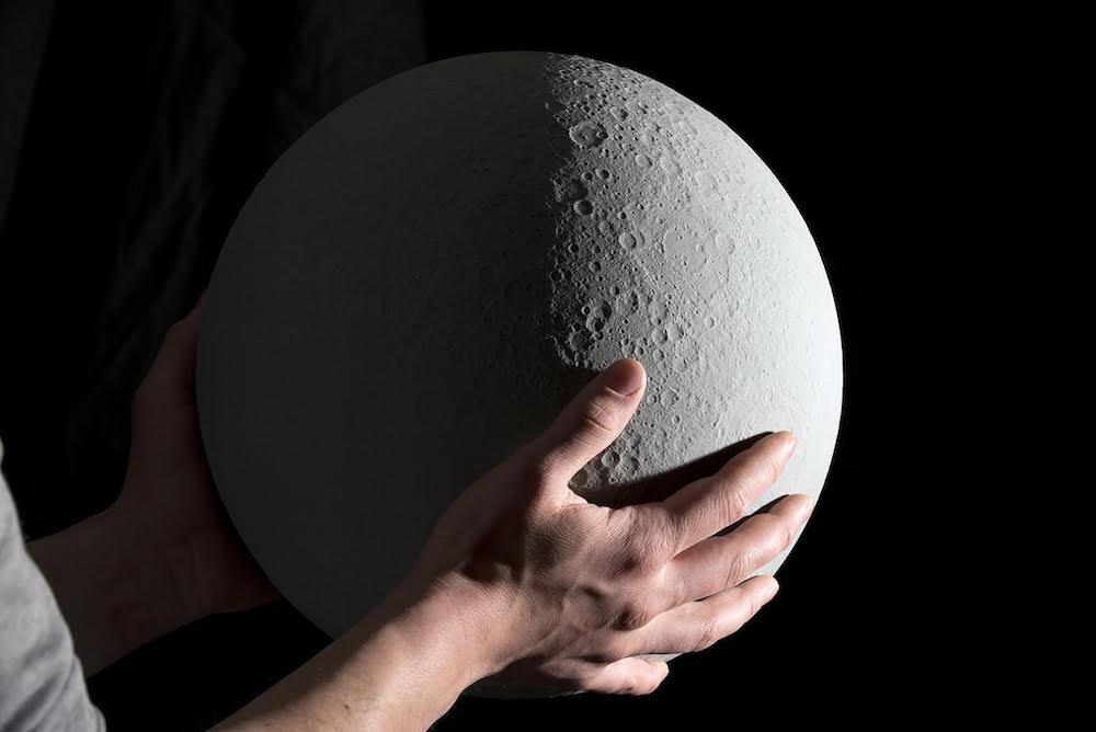 moon, Oscar Lhermitte, Kudu