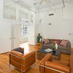 140 5th avenue, co-op, flatiron, living room