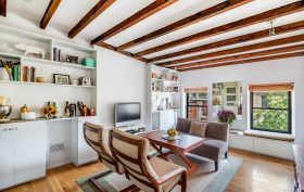 53 Montgomery Place, Park Slope, Co-op, hidden kitchen, outdoor space, roof deck, brooklyn, cool listing